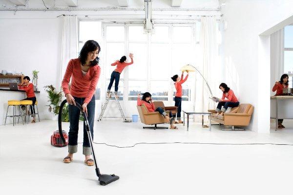 شركات تنظيف بالساعات في دبي