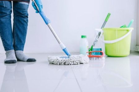 عاملات نظافة في طنطا