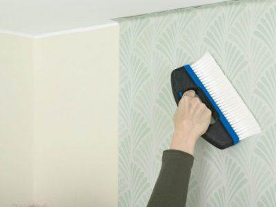تركيب ورق جدران في الشارقة