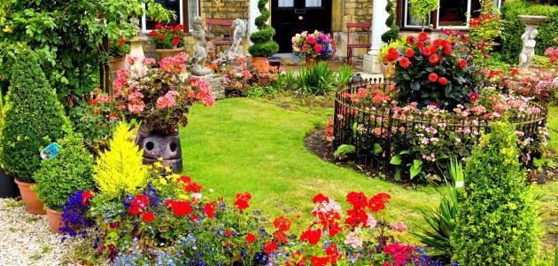 شركات تنسيق الحدائق في عجمان